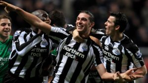 Andy Carroll - Newcastle (Premier League derbies)