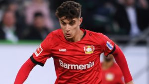 kai havertz - bayer leverkusen, fantasy football