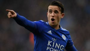 ben chilwell leicester city left-back