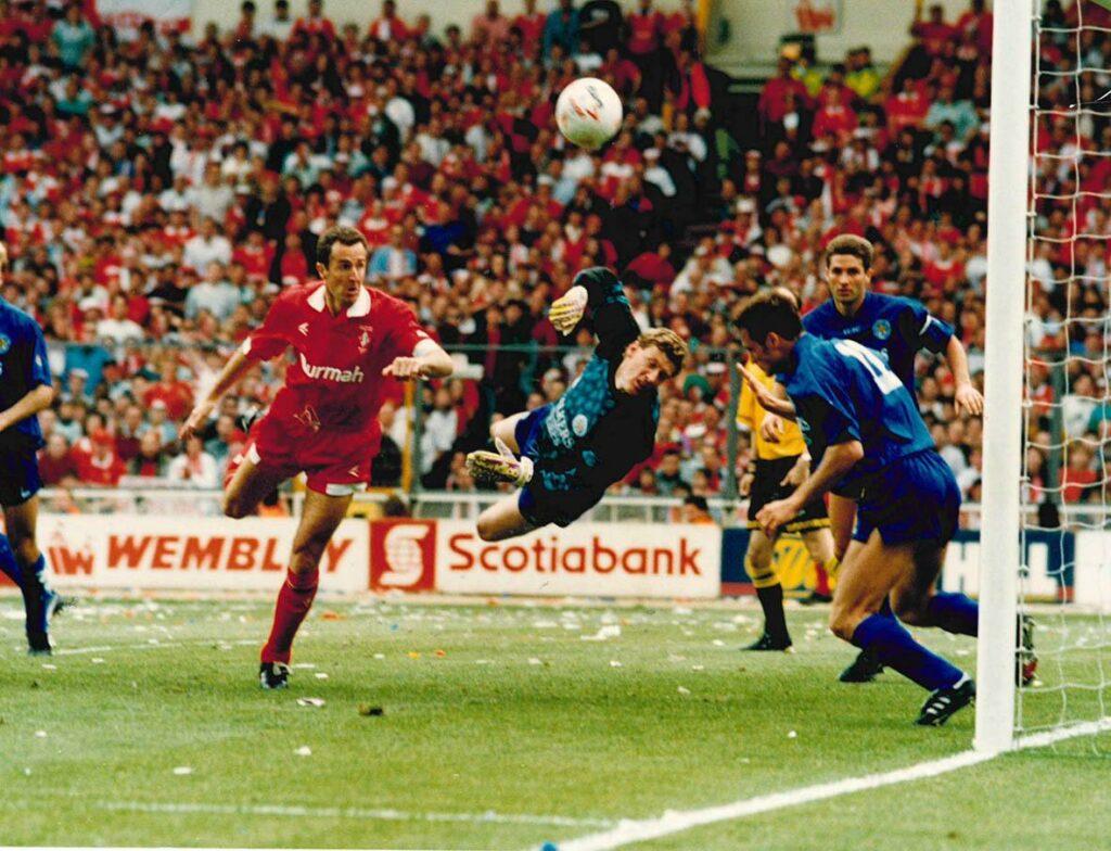 Swindon Town (1993/94) premier league goals conceded