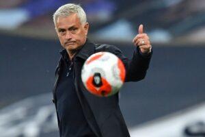 Jose Mourinho's Manchester United exits the Champions League at the hands of Sevilla Tottenham tactics 2019/20