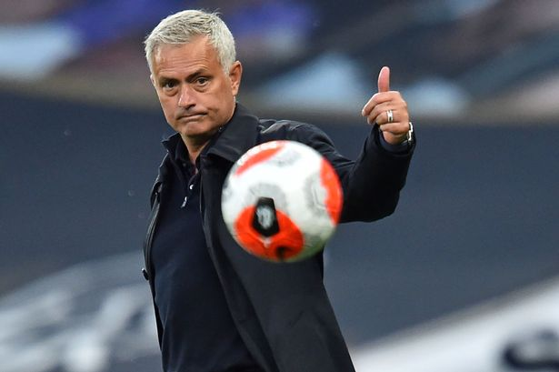 Jose Mourinho's Manchester United exits the Champions League at the hands of Sevilla Tottenham tactics 2019/20