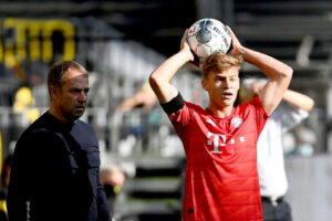 joshua kimmich bayern munchen tactics joshua kimmich age stats salary height number