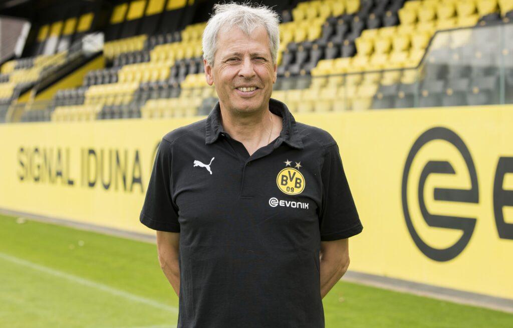 Lucien Favre - Borussia Dortmund 2019/20 season tactics Taktik Bundesliga Gelbunswartzen Die Borussen Die Schwarzgelben