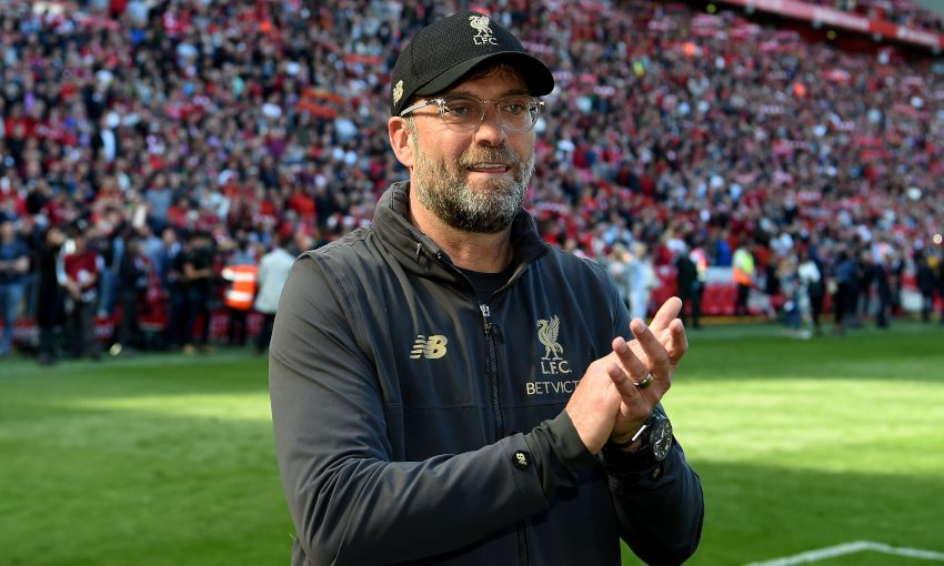 liverpool 2019-2020 season data science, match, backroom staff, jurgen klopp champions