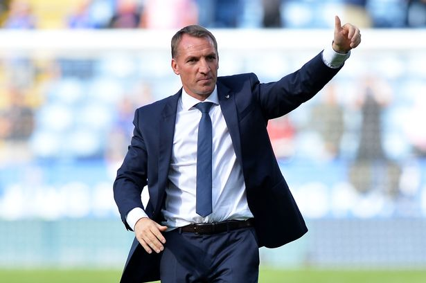 Brendan Rodgers' Leicester City