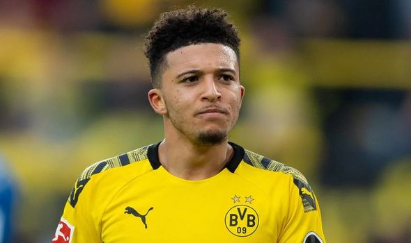jadon sancho - fantasy football's best bundesliga attacker in 2019/20 newest addition to manchester united?