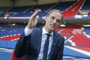 Thomas Tuchel's Paris Saint-Germain