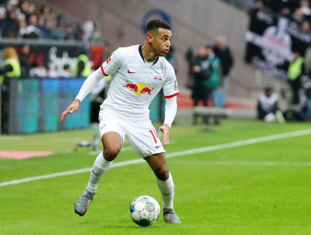 Tyler Adams (RB Leipzig) - stats, tactics, potential