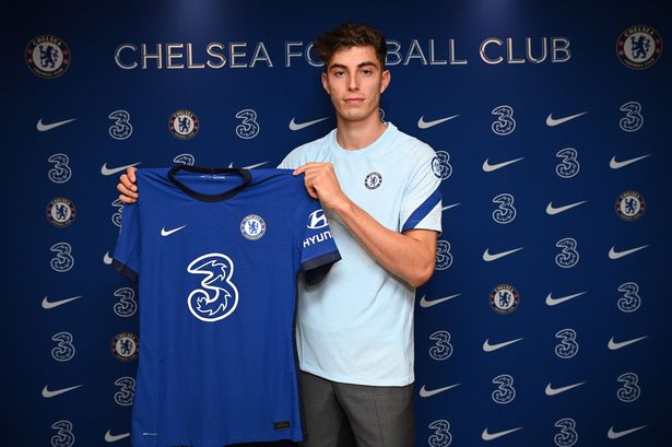 Kai Havertz chelsea