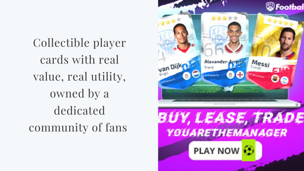 FootballCoin cards