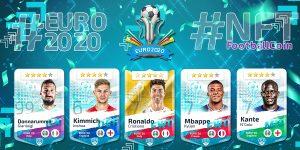 Euro 2020 - NFT cards