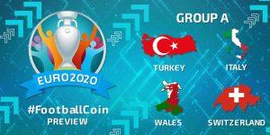 Euro 2020 - Group A