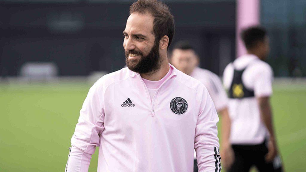 Gonzalo Higuain - Inter Miami CF