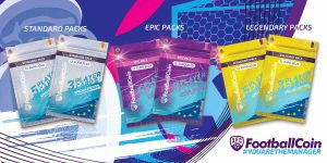 NFT player packs EURO 2020