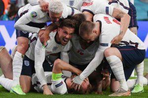 England vs. Italy - Euro 2020 final
