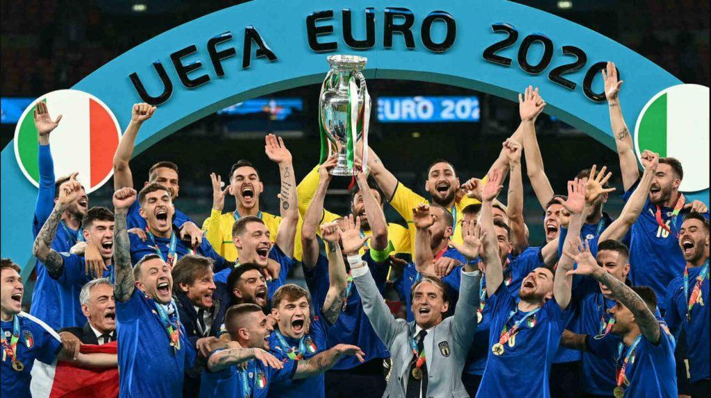 Euro 2020 celebration