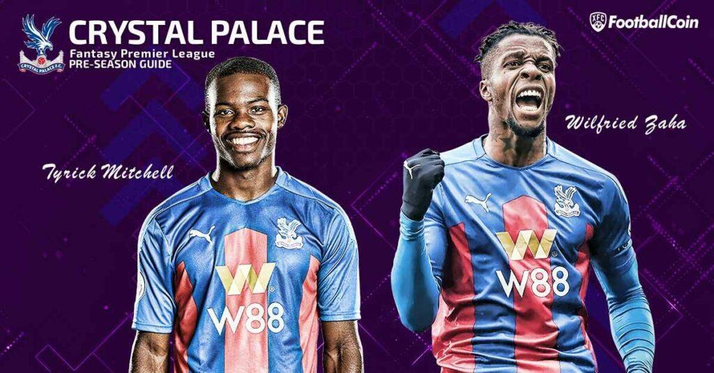 crystal palace premier league nft collectibles cards