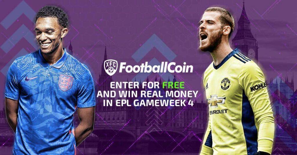 FootballCoin Team of the week Gameweek 3