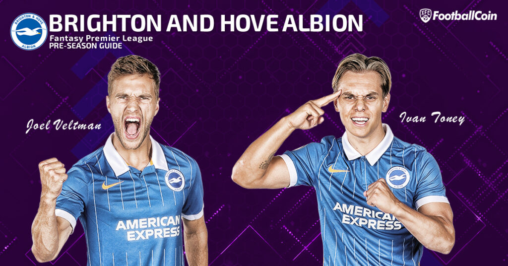 brighton and hove albion premier league nft collectibles cards