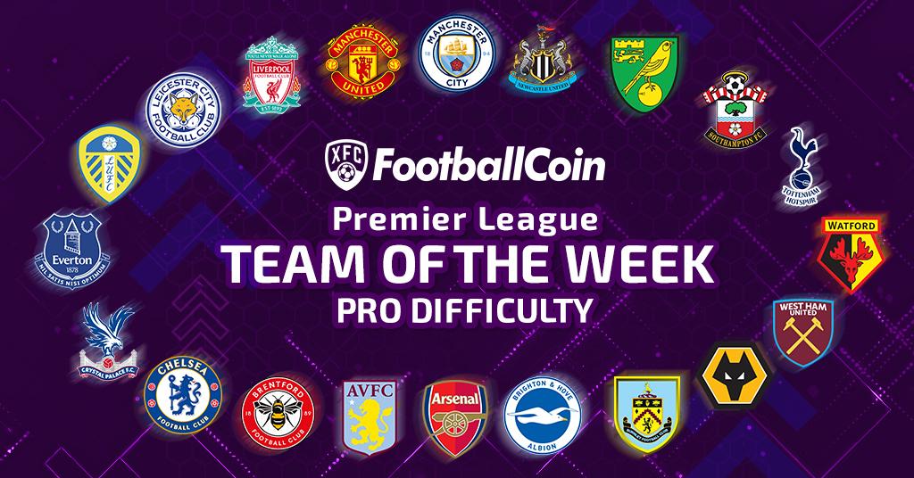 gameweek 2 premier league team of the week fantasy football