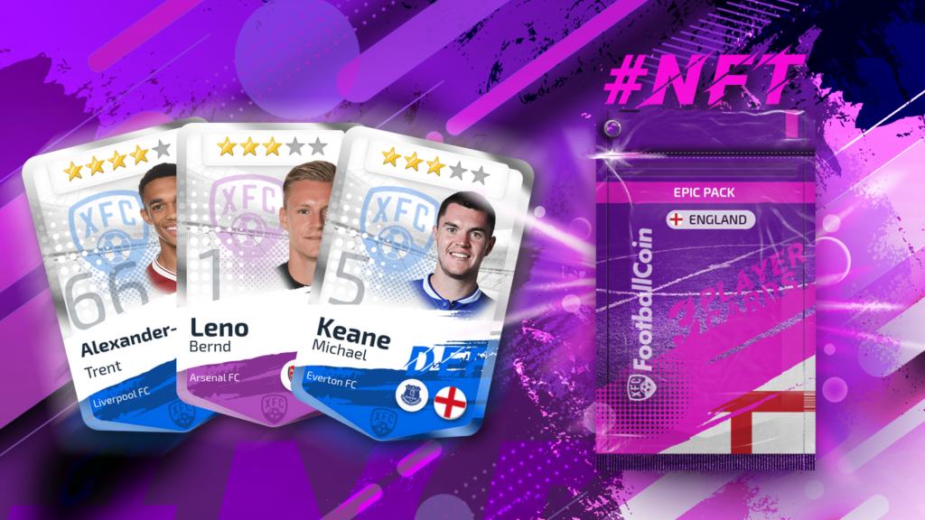 NFT CARDS XFC
