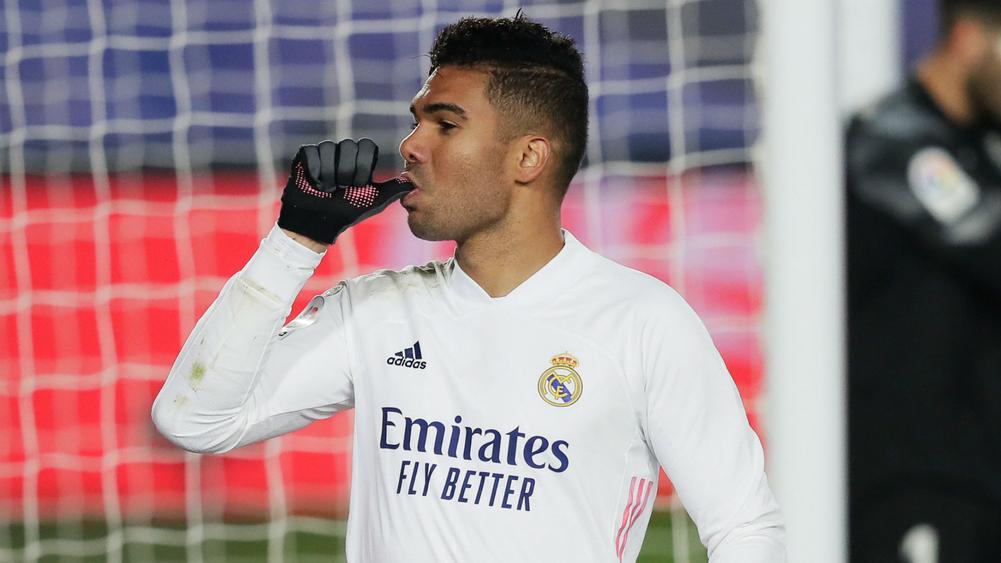 Casemiro – Real Madrid