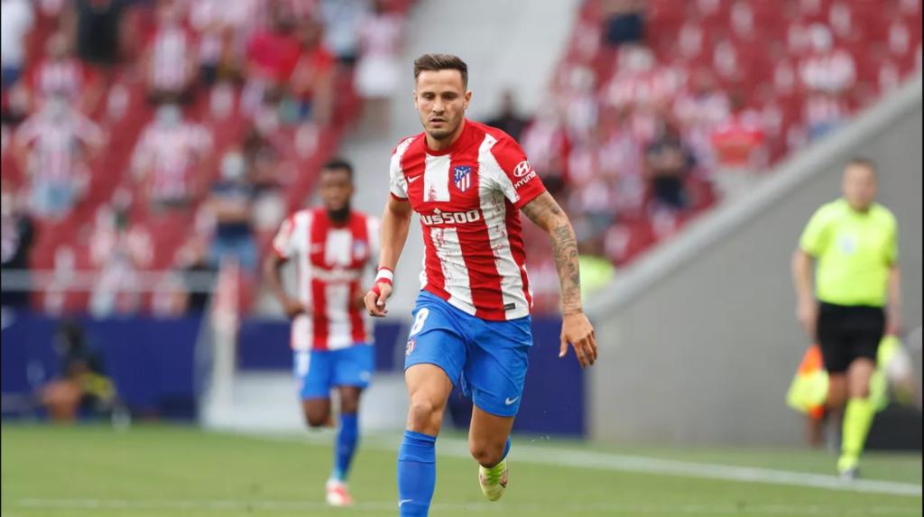 Saul Niguez – Athletico Madrid