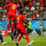 Brasil y Bélgica apenas lograron  llegar a los cuartos de final de la Copa del Mundo