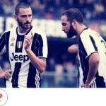 Bonucci ha regresado a la Juventus, Higuaín y Caldara están intercambiando el fútbol de la Liga de Campeones por el AC Milan