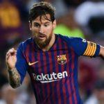 Las figuras del fútbol critican el desaire de la FIFA sobre Lionel Messi