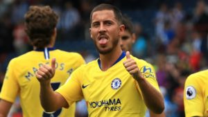 Eden Hazard - Chelsea, Premier League