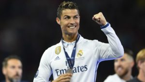 Cristiano Ronaldo - Champions League, Juventus